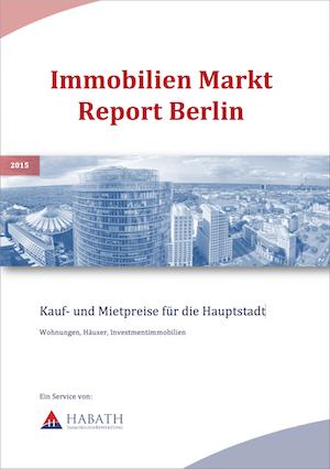 Immo-Marktreport Berlin 1. Hj. 2015
